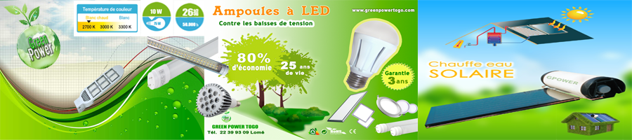 GREEN POWER-TOGO