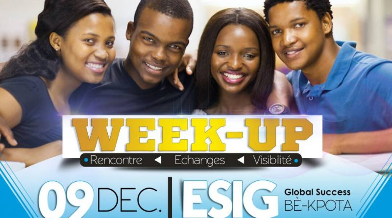 Week-Up Lomé 1ère édition