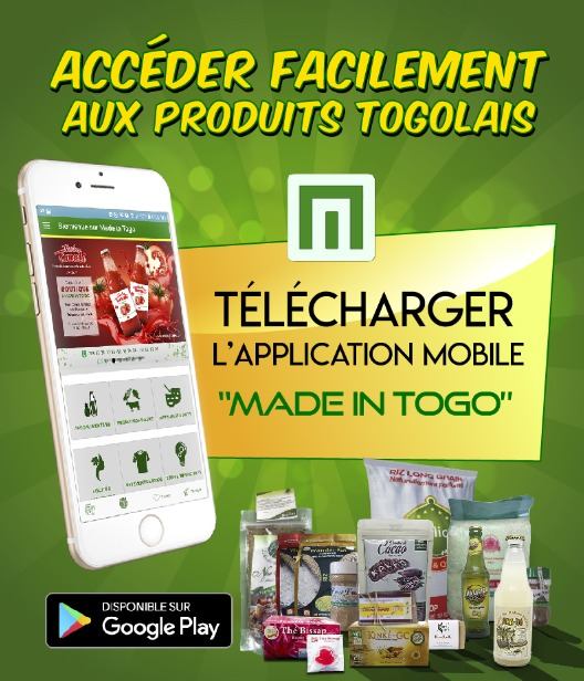 Made in Togo APP. 2