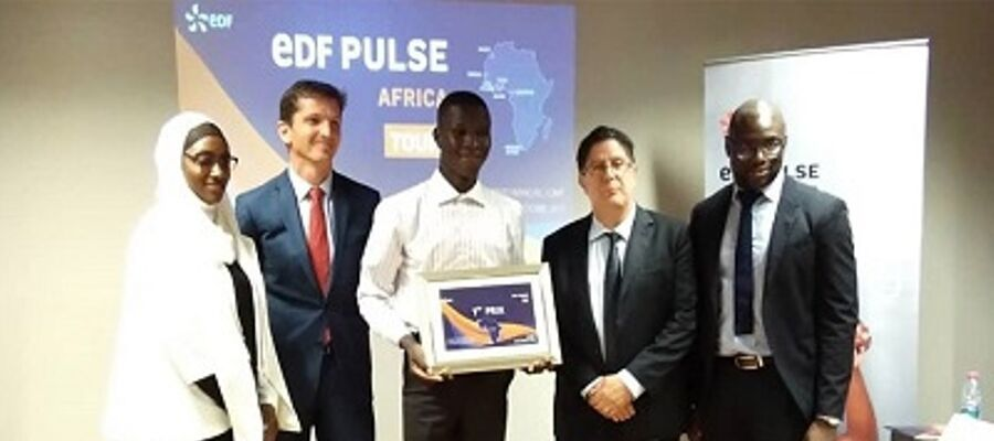 Concours d'innovation EDF Pulse Africa